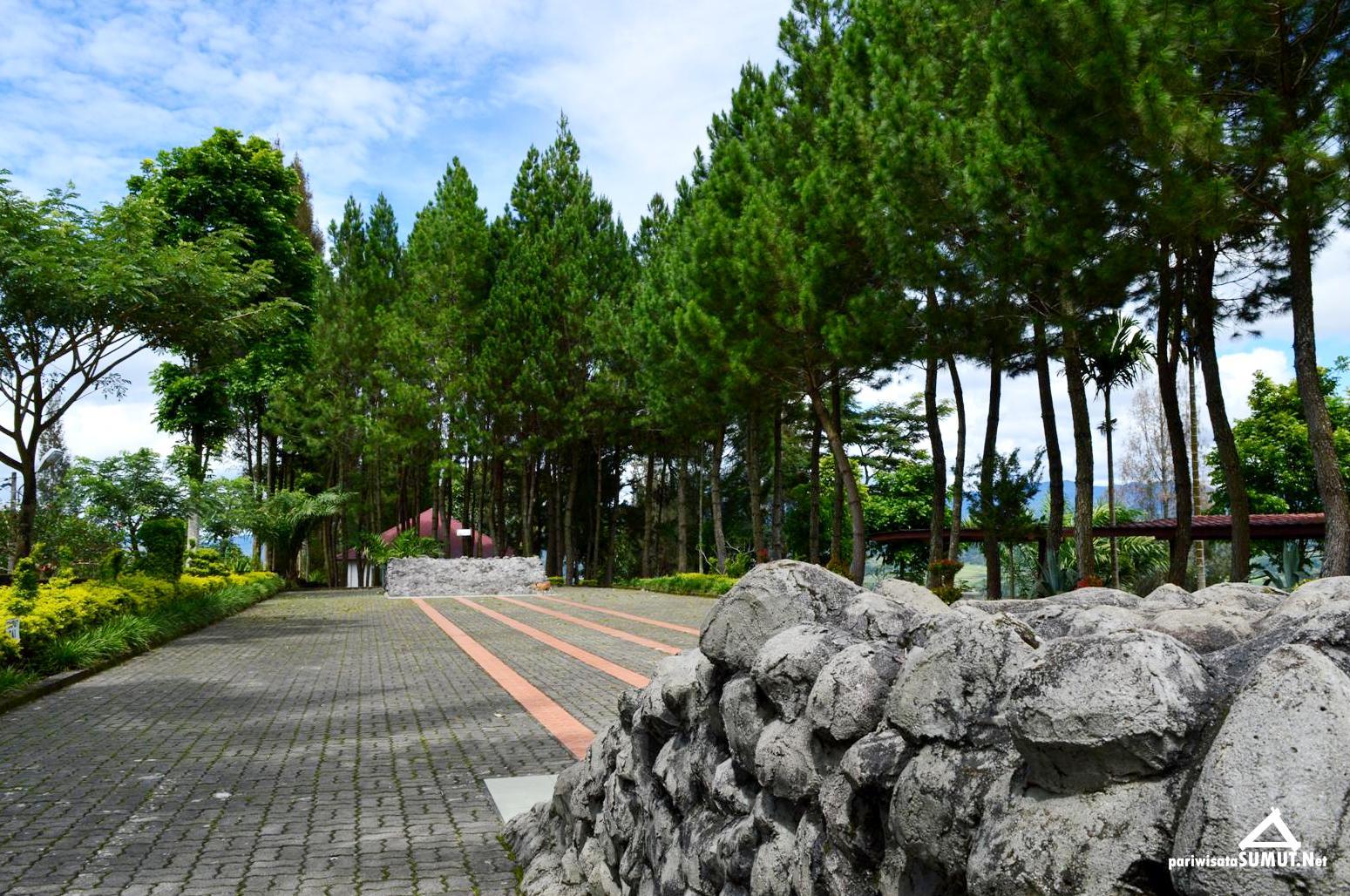Taman Wisata Iman Destinasi Religi Di Kabupaten Dairi Pariwisata Sumut