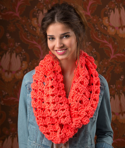 Fiber Flux Colorful Cowls 12 Free Crochet Patterns