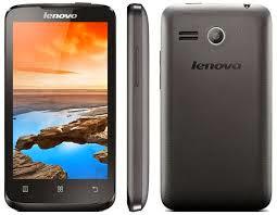 Spesifikasi Handpone Lenovo A 316i - Black