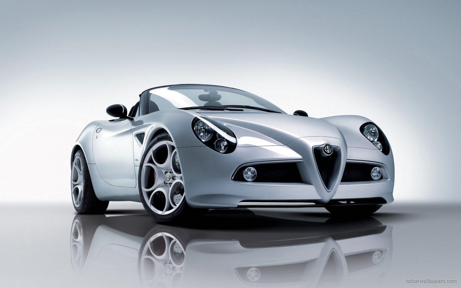 2008 Alfa 8C Spider