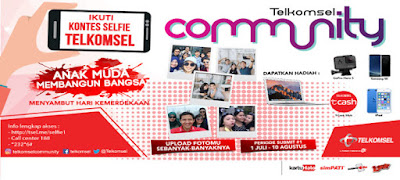 hadiah-telkomsel-selfie-competition