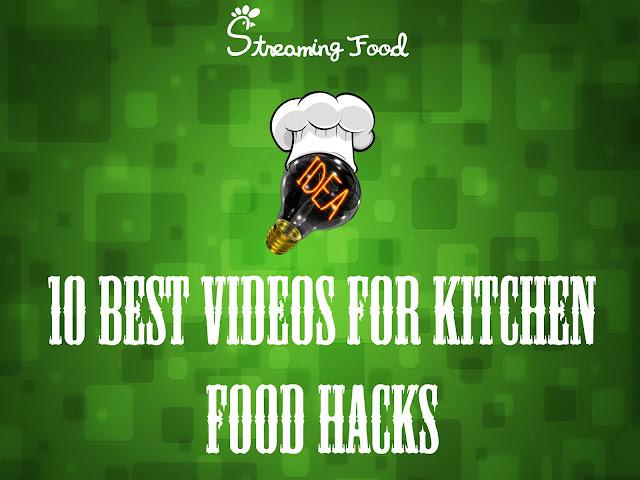 food cooking organization hacks