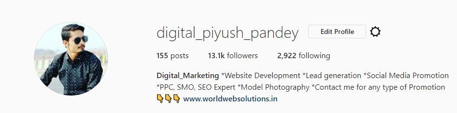 How To Get More Instagram Followers,digitalpiyushpandey