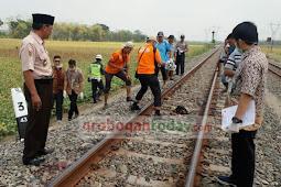 Bunuh Diri di Jalur Kereta,  Tubuh Wanita di Grobogan  Terpotong Jadi Dua
