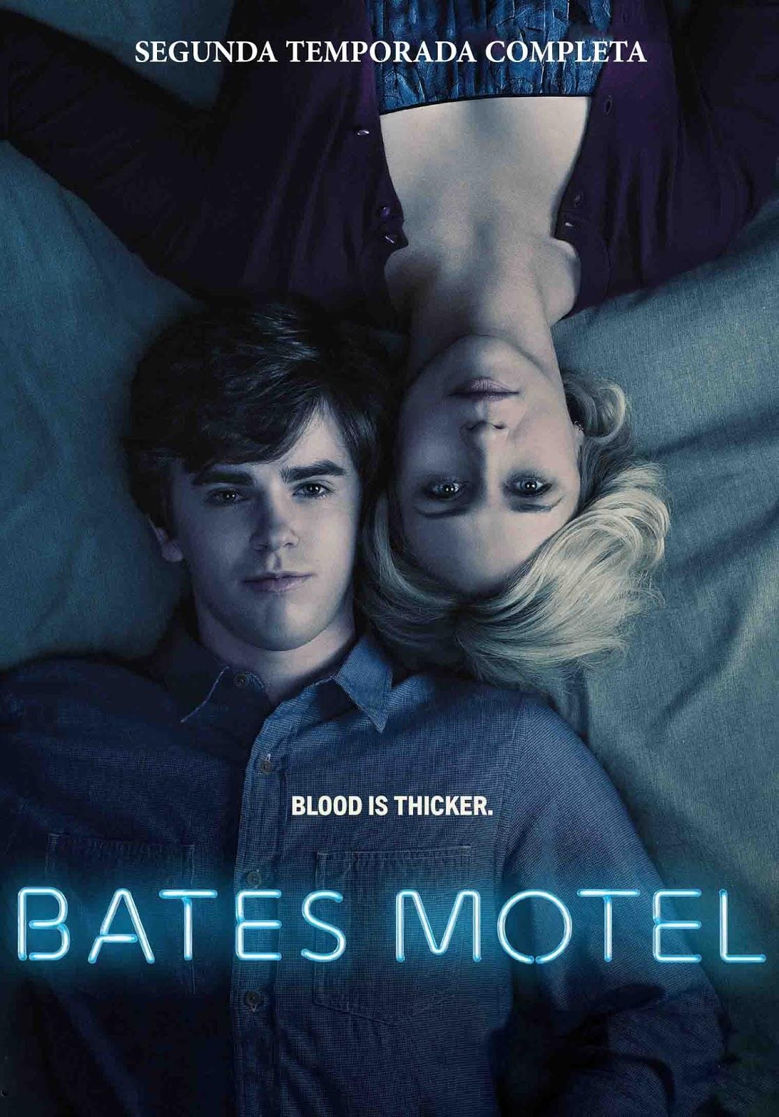 Motel Bates 2ª Temporada Torrent - BluRay 720p Dual Áudio