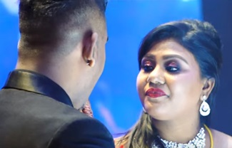 Malaysian Indian Wedding Dinner Highlight Of Sritharan & Sharlenee