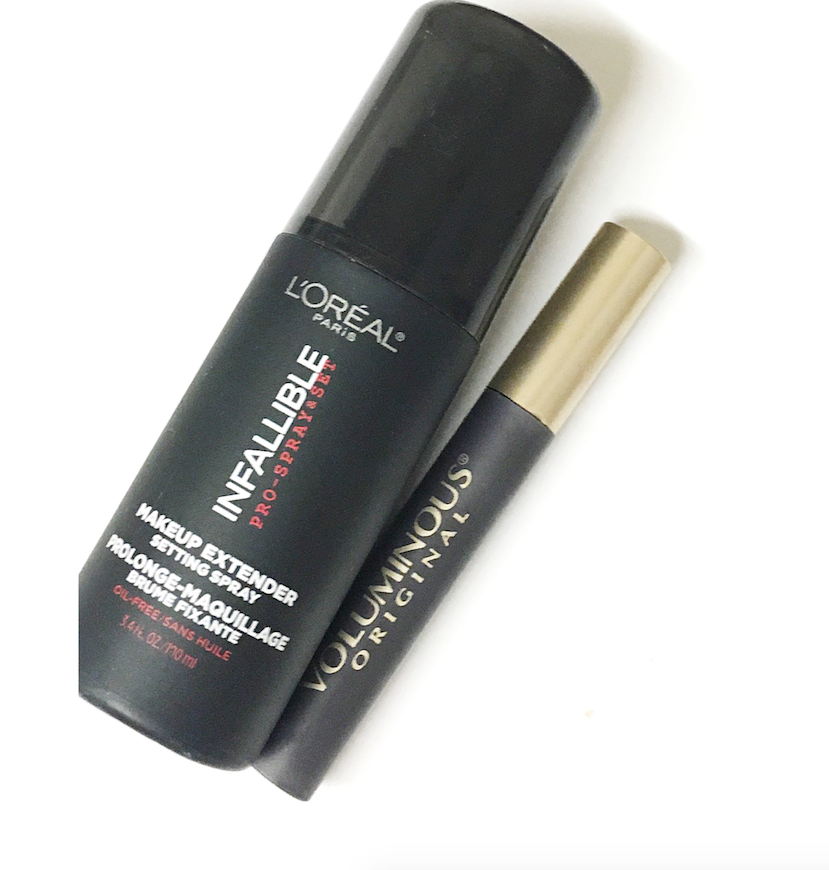 loreal infaillable makeup extender