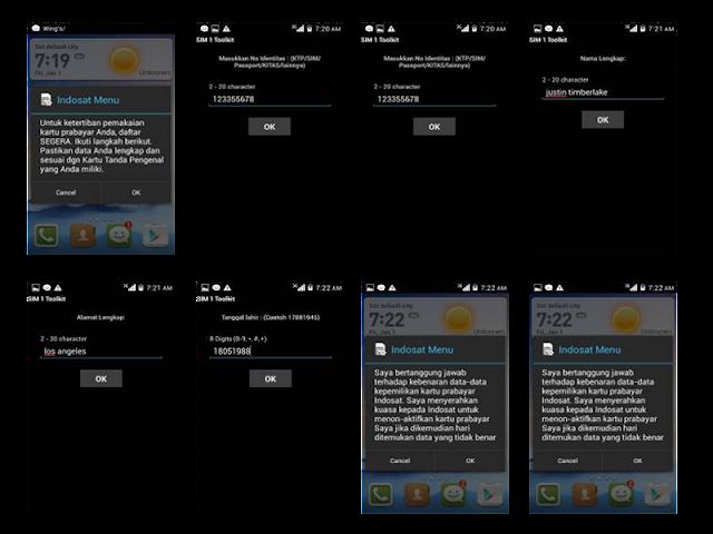 Cara Daftar Kartu Indosat Ooredoo Dengan ID Outlet Terbaru 2016
