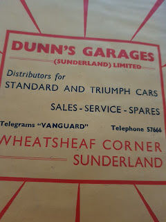 Dunn's Garages (Sunderland) Ltd Road Atlas