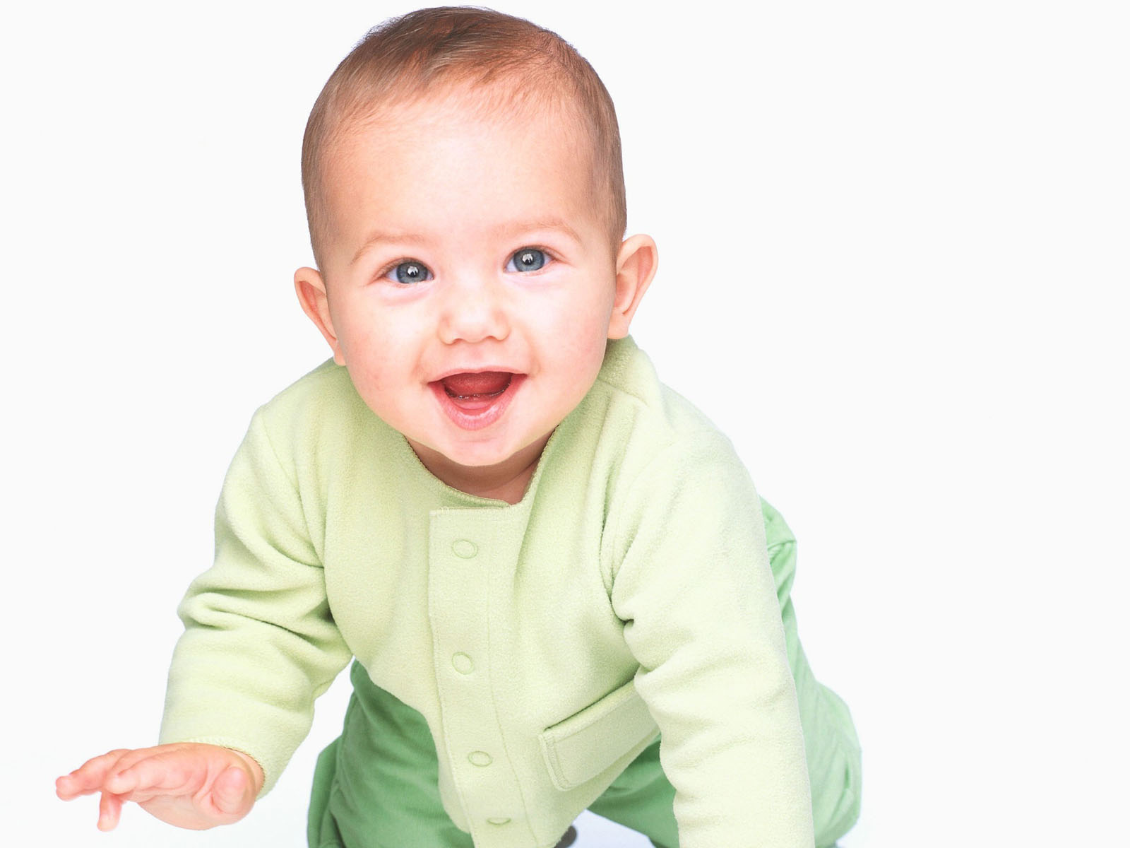 wallpapers: Cute Babies Smiling Wallpapers