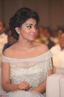 Shriya Saran in Stunning White Off Shoulder Gown at Nakshatram music launch ~  Exclusive (16).JPG
