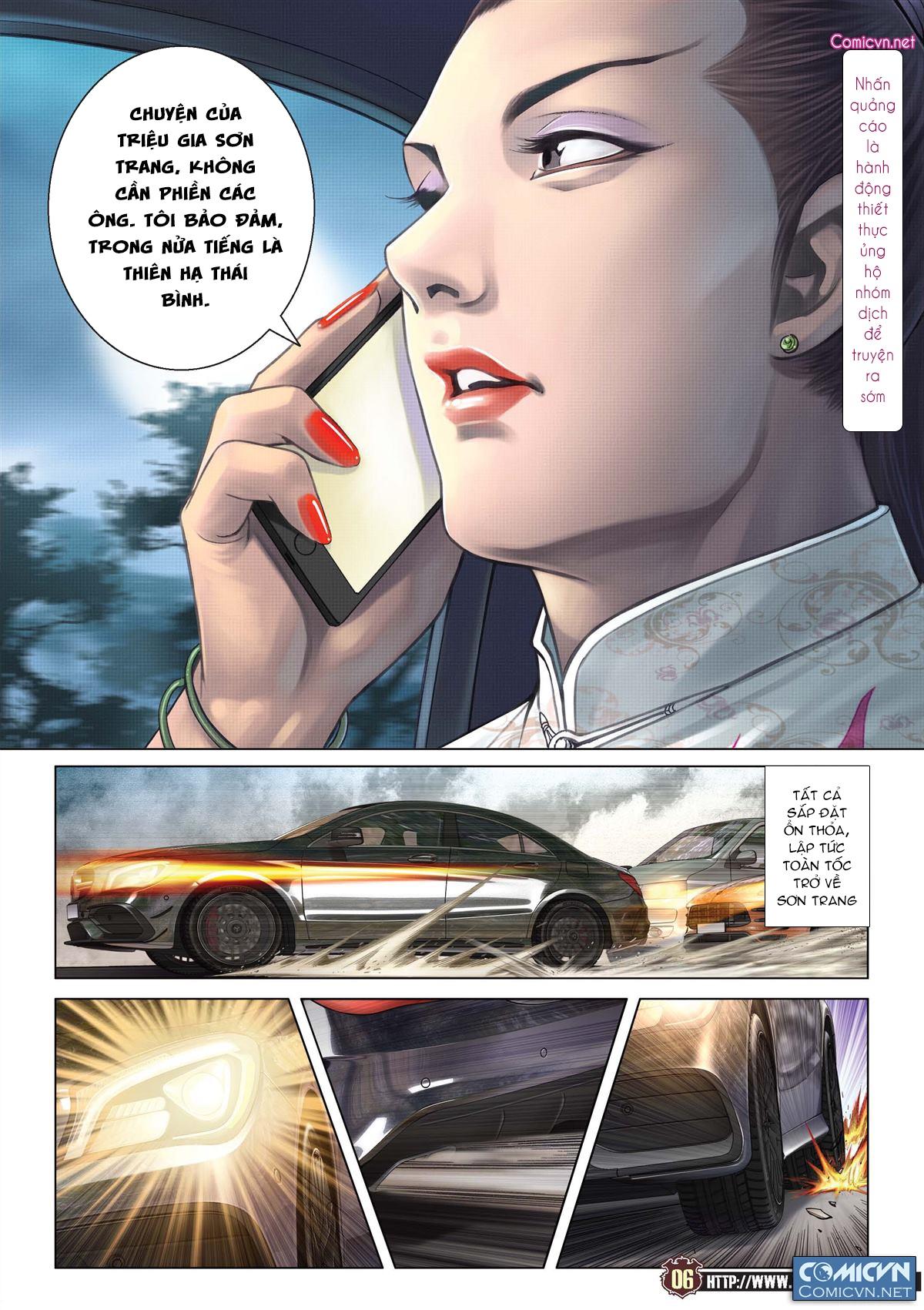 Người Trong Giang Hồ chap 2084 - Trang 4