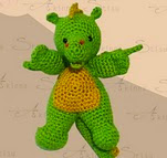 http://www.ravelry.com/patterns/library/amigurumi-crochet-pattern-little-dragon