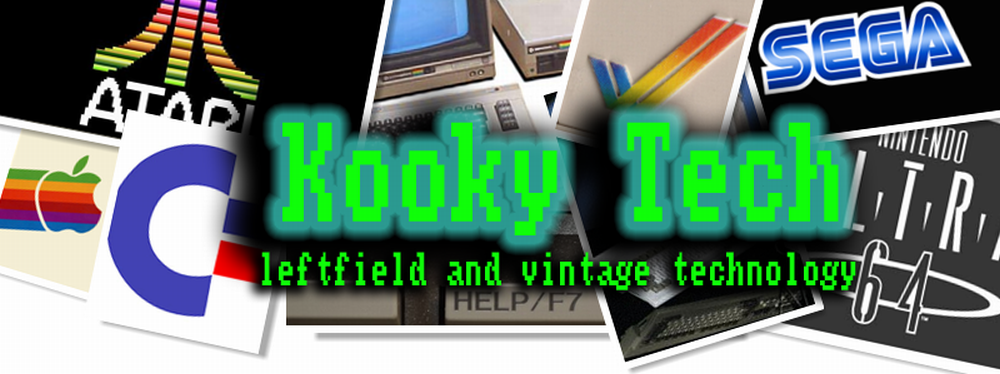 kookytech.net - The Quirky and Forgotten Side of Technology