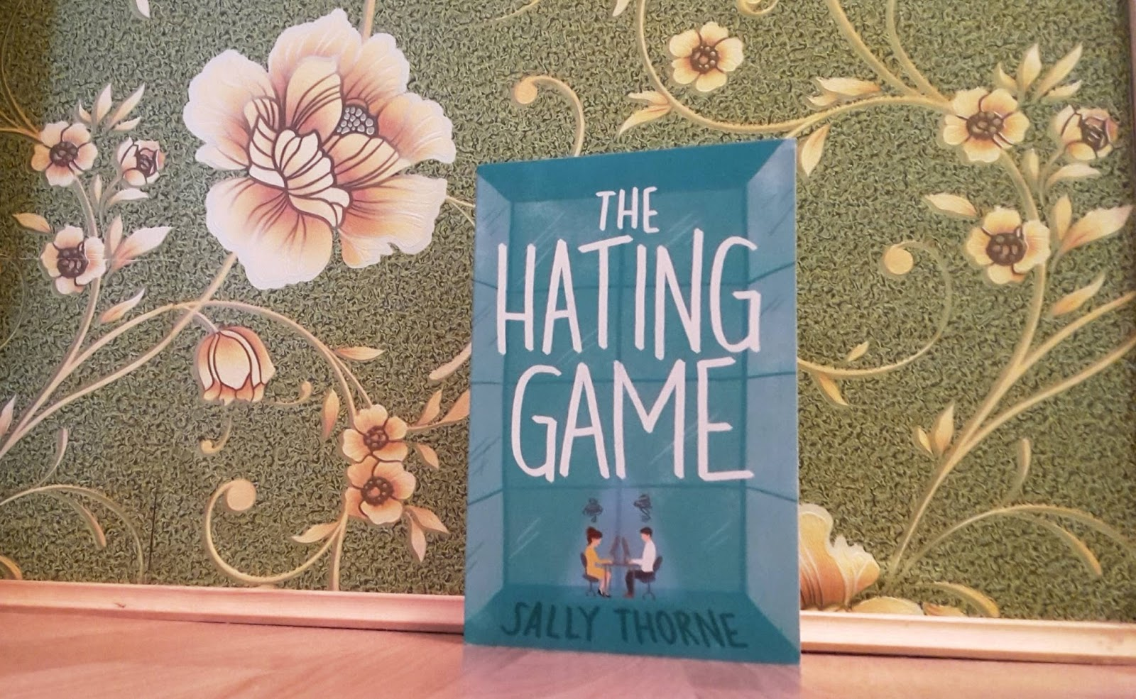 Sally thorne the hating game the book challengers but really the ebook price is ridiculously high so there was no way that i got myself that instead i got to wait for weeks for my paperback to arrive all fandeluxe Images