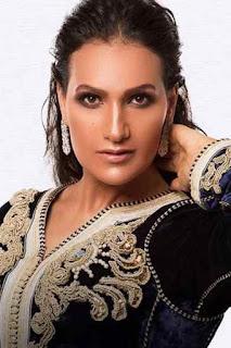 حسناء زلاغ (Hasna Zalagh)، مغنية مغربية