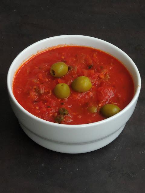 Puttanesca Sauce, Sugo all Puttanesca