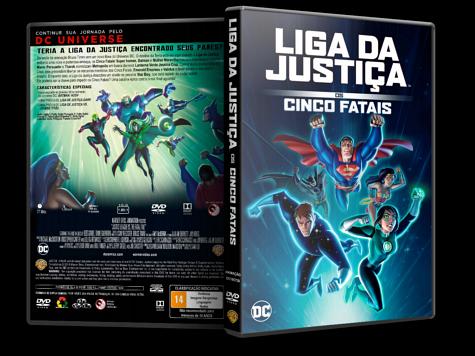Liga Da Justiça: Os Cinco Fatais