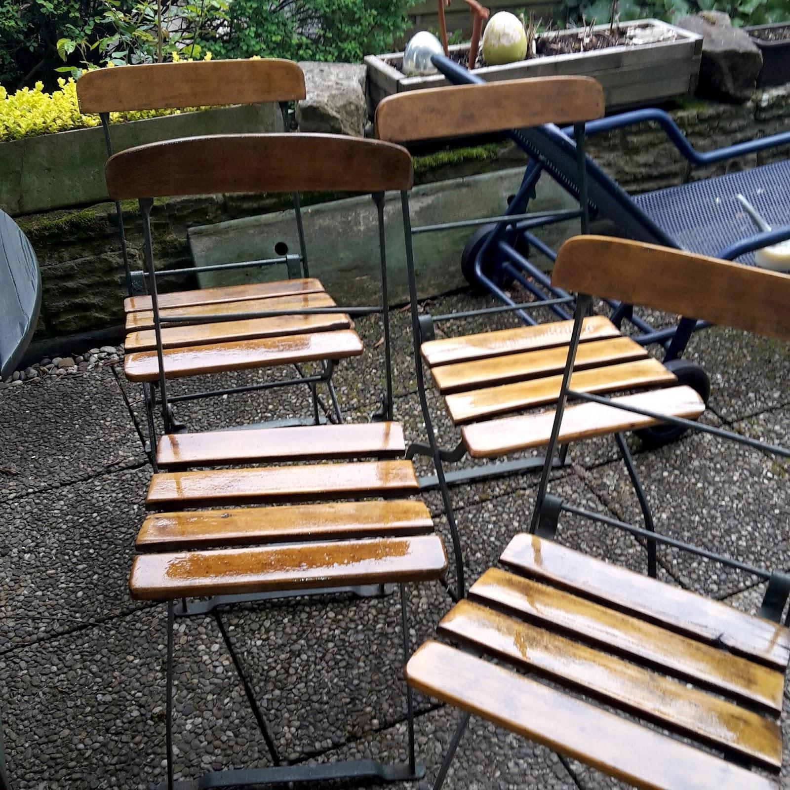 Neu Gartenstühle Aus Metall Ideen