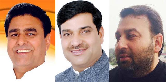 ललित नागर को जीताने के लिए एक जुट हो जाएं सभी पार्टी नेता एवं कार्यकर्ता ; बाल किशन वशिष्ठ चेयरमैनAll party leaders and workers will get together to win Lalit Nagar; Bal Kishan Vashisht Chairman