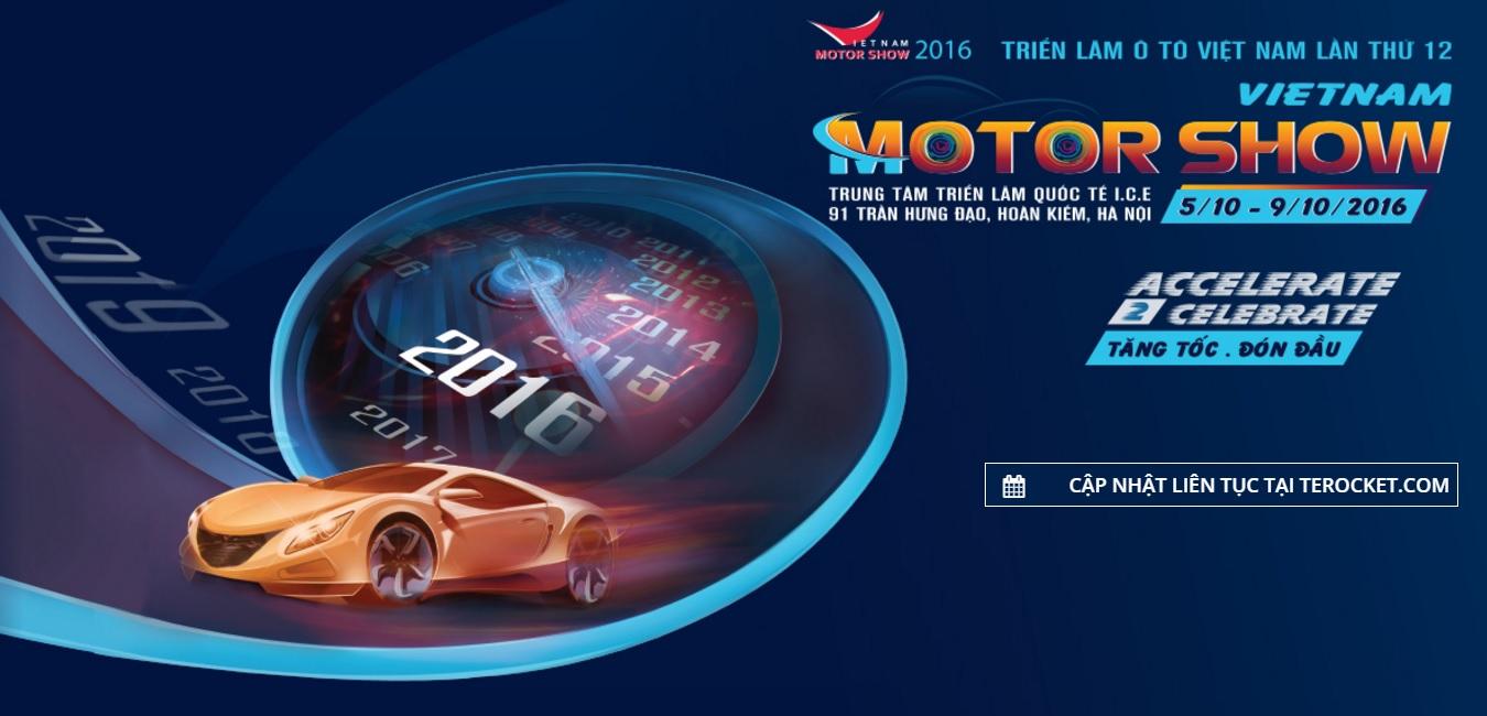 Vietnam Motor Show năm nay sẽ có sự xuất hiện và ra mắt của nhiều dòng xe cực HOT mới