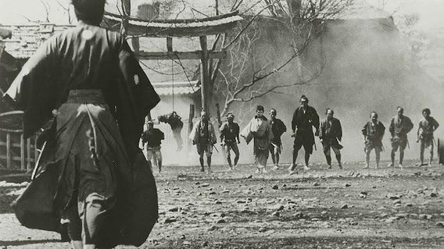 cinema ásia japão kurosawa yojimbo