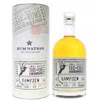 Rum Nation - Small Batch Hampden 24 ans