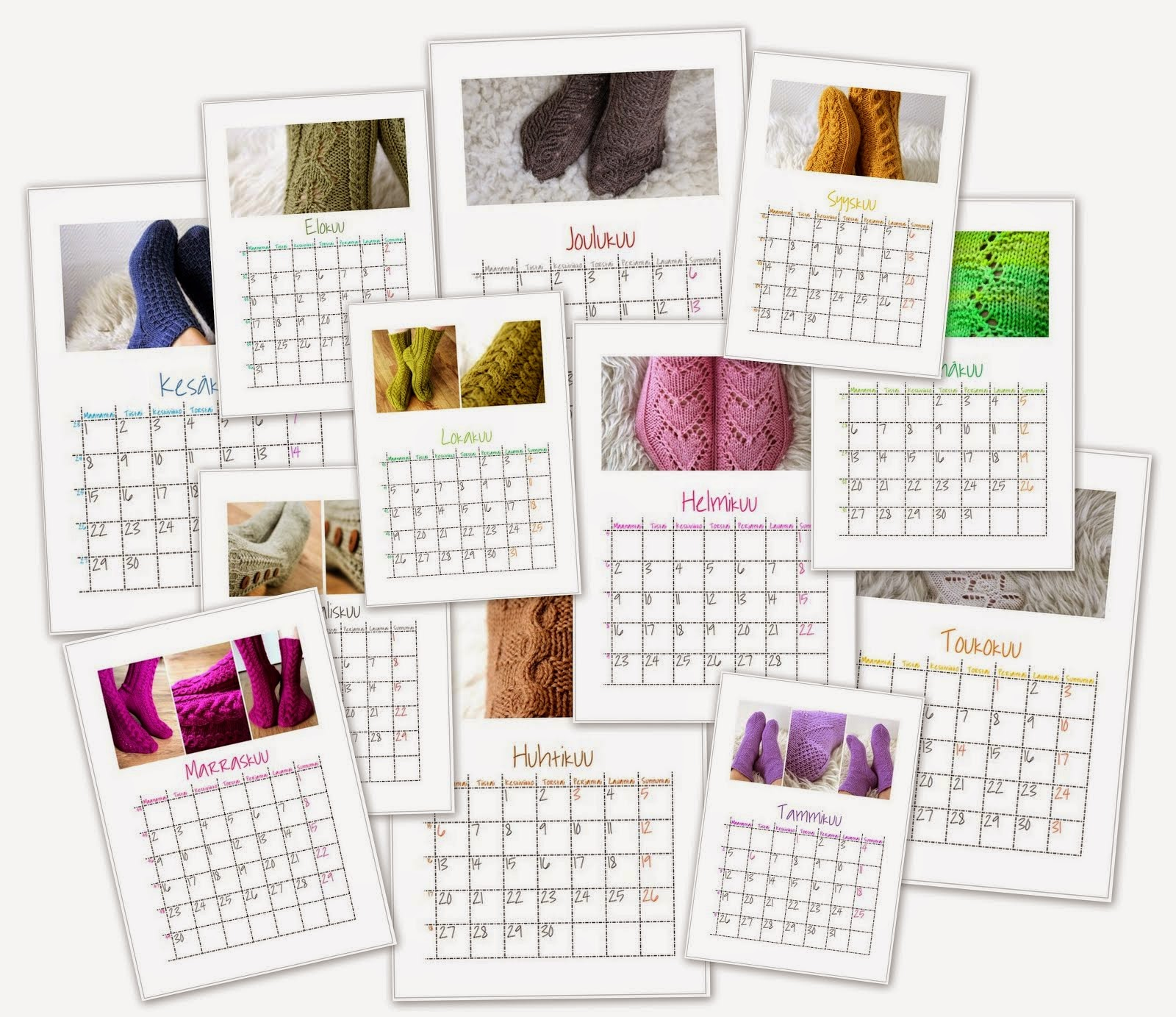 Sukkakalenteri