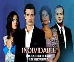 Telenovela Inolvidable