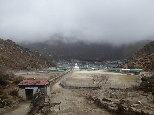 villaggio di Khumjung