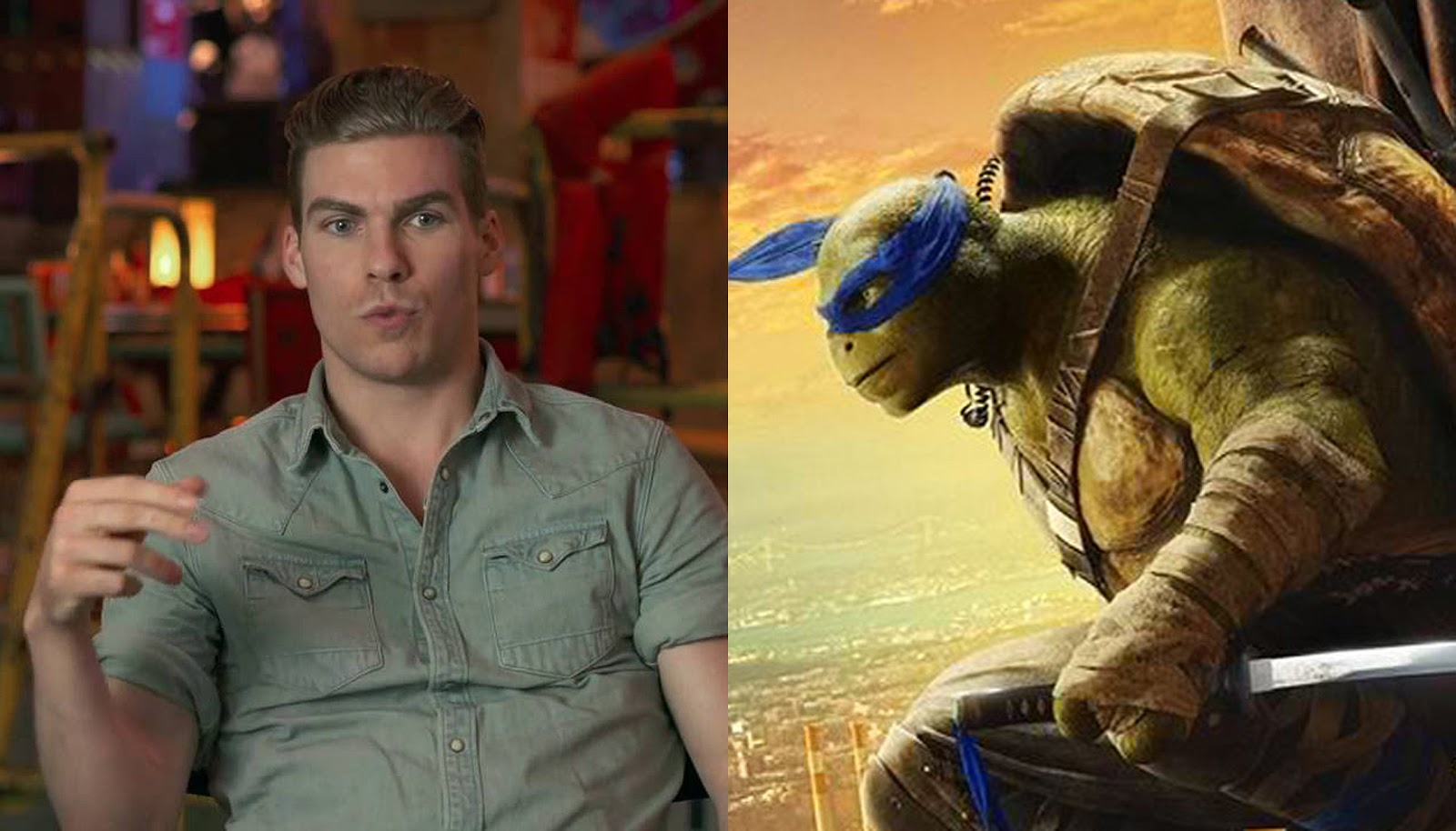 The Boys Are Back In Teenage Mutant Ninja Turtles Out Of The
