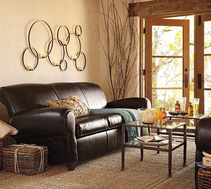 Warna Ruang Tamu Yang Tenang Desainrumahid