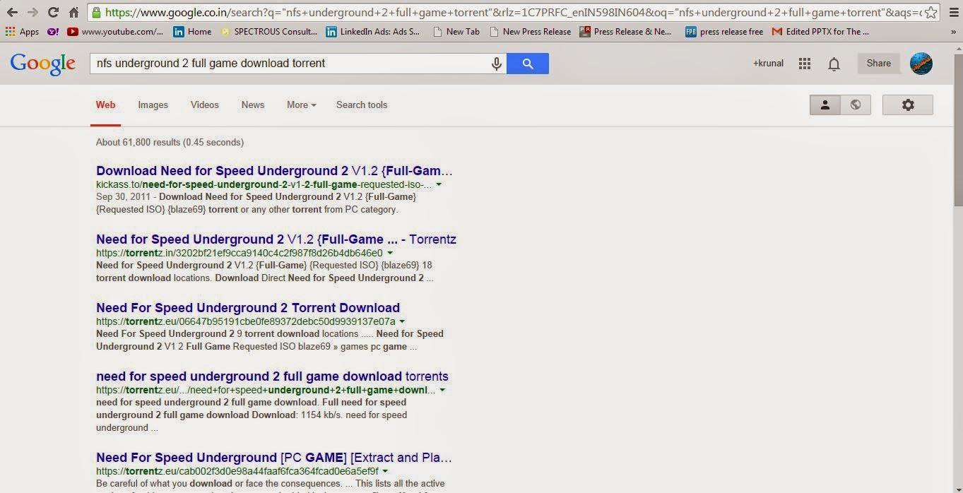 download game ppsspp nfs underground 2 iso