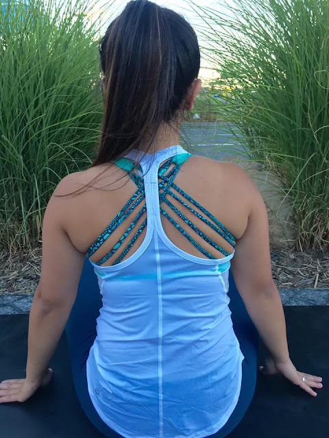 lululemon fast-lane-singlet lace-high-times