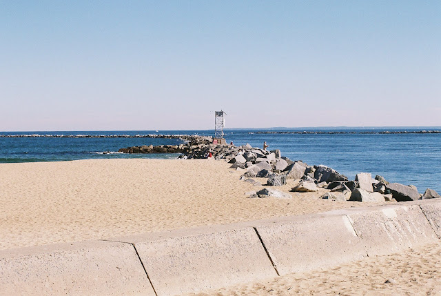 Jetties - Salisbury Beach, Massachusetts