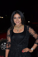 Sakshi Agarwal looks stunning in all black gown at 64th Jio Filmfare Awards South ~  Exclusive 106.JPG