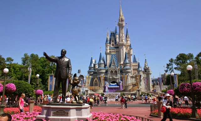 Disney Magic Kingdom en Orlando