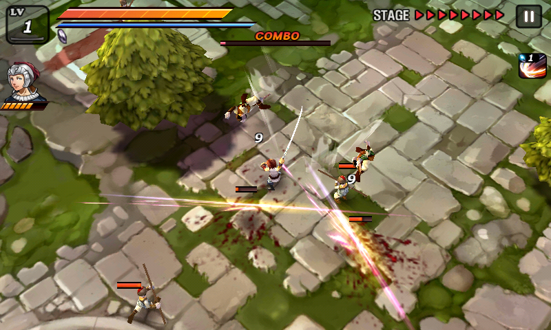 [Game_HD] Undead Slayer + MOD ~ ANDROID4STORE