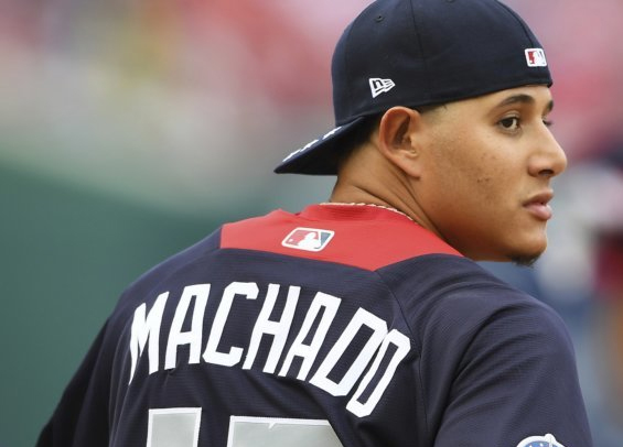 Manny Machado could be the answer to the Phillies infield woes