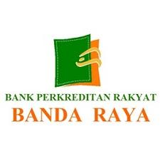 Logo Bank Perkreditan Rakyat Banda Raya