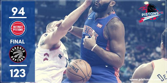 Pistons-Raptors   PistonsFR, actualité des Detroit Pistons en France