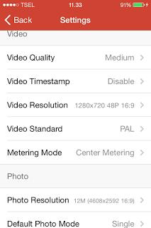 Cara Cerdas Menghubungkan Xiaomi Yi Action Cam Dengan iPhone Menggunakan Wifi