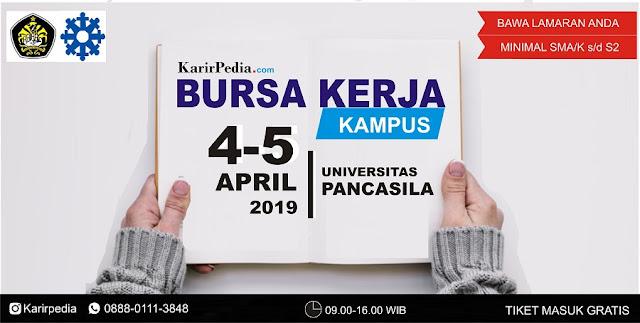 Bursa Kerja Jakarta 2019