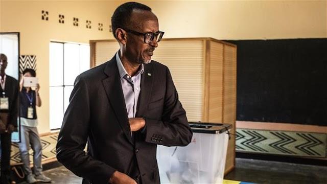 Paul Kagame seals victory in Rwandan presidential election