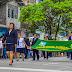 Tingo María celebró su 79° aniversario con feria de emprendedores y desfile cívico militar