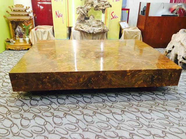 Mẫu sập gỗ nghiến 1,5 tỷ đồng - Mẫu sập gỗ quý đẹp nhất Việt Nam