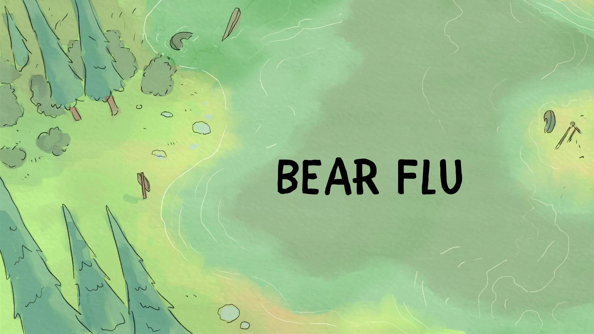 Ursos sem Curso - Gripe Ursina