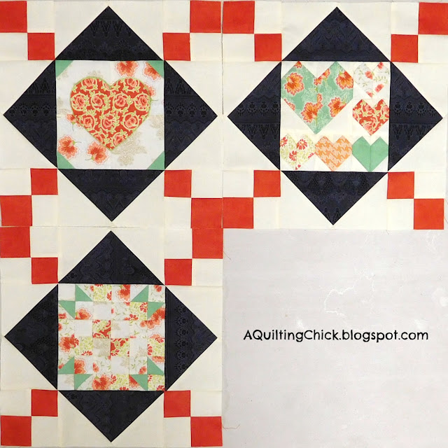 Splendid Sampler first 3 blocks