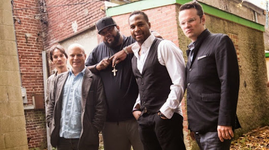 The Second Coming of The Word: Rockin' gospel supergroup returns.