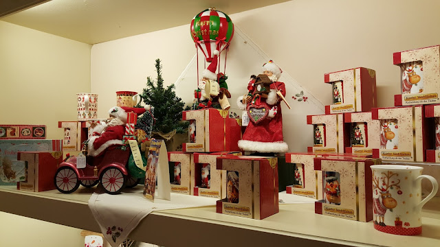 Käthe Wohlfahrt, loja especializada em artigos natalinos, em Heidelberg, Alemanha